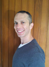 Photograph of Dr Jonathan Novytarger, Chiropractor and dry needling