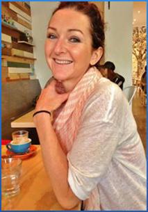 Photograph of Kim, Masseur